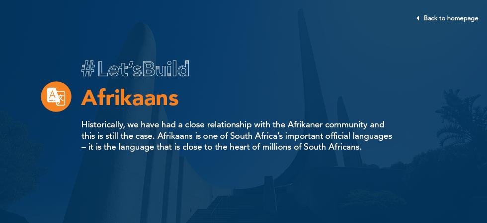 Afrikaans chat