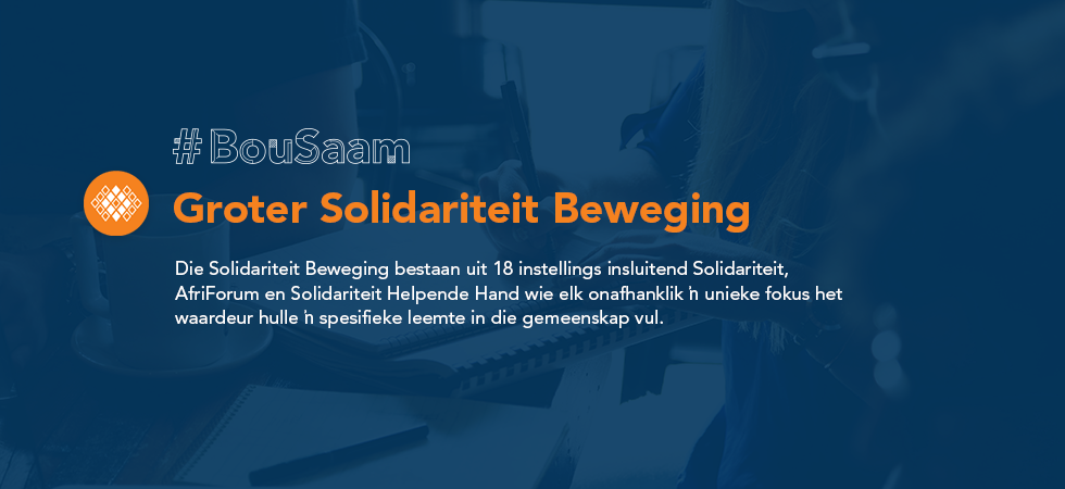 Groter Solidariteit Beweging - Solidariteit WêreldSolidariteit Wêreld