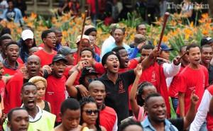 Foto: Nigel Sibanda; The Citizen.